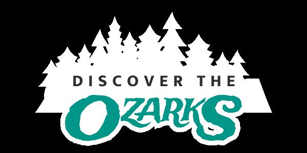 Discover The Ozarks - logo