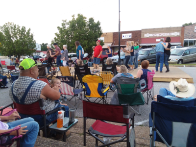 Square Dancing - Discover the Ozarks Festival