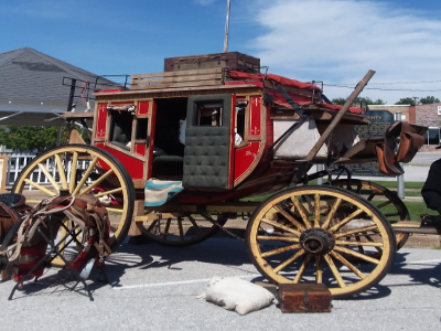 Western Wagon - Discover The Ozarks Festival